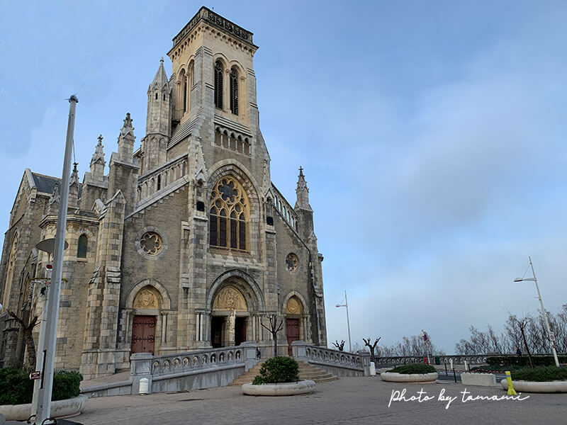 Sainte-Eugénie 教会