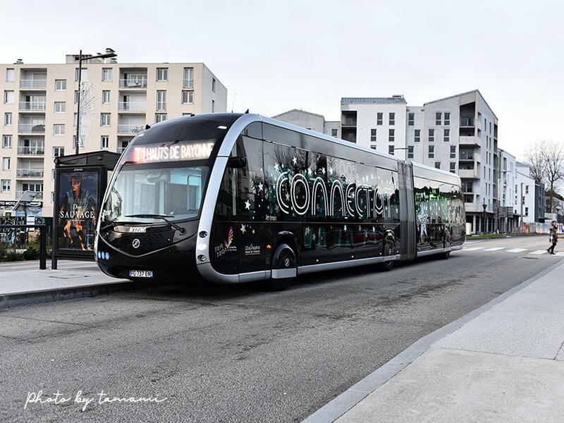 フランスバスク地方の交通 バスT1