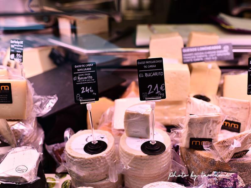 サン・セバスチャンのブレチャ市場