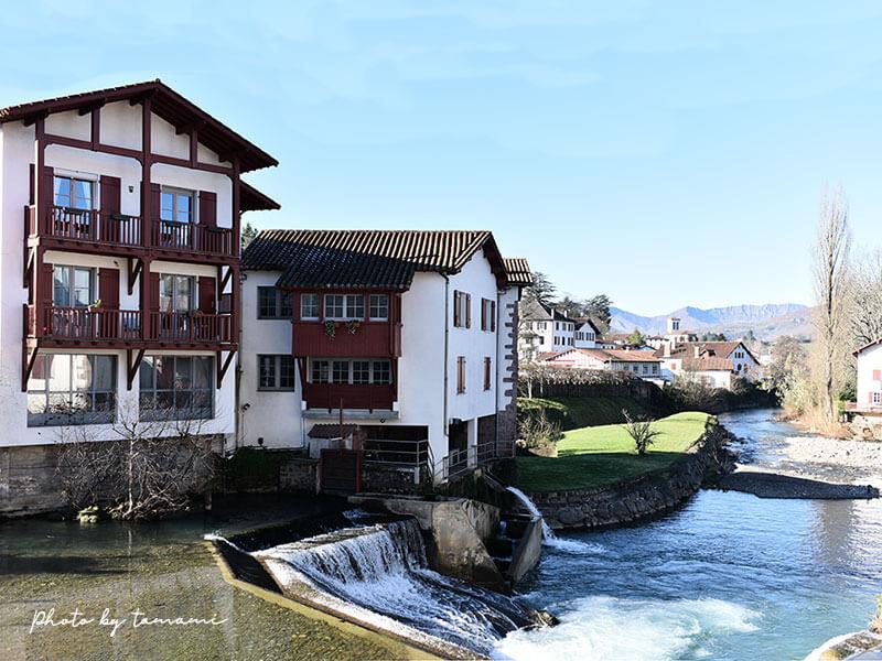 バスク地方 サン=ジャン=ピエ=ド=ポー