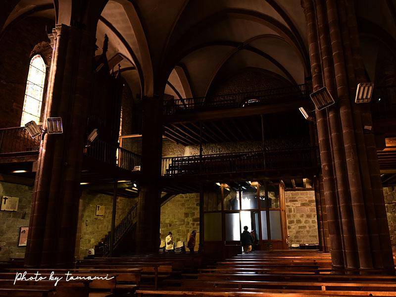 バスク地方 サン=ジャン=ピエ=ド=ポーの教会