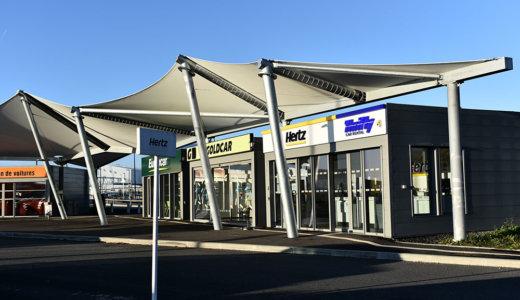 【2019年12月】フランスのバスク地方でレンタカーを借りるならビアリッツ空港が穴場で便利!ハーツ(Hertz)で借りた手続きから返却まで