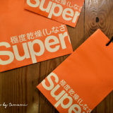 ヨーロッパのおすすめお土産 Superdry store
