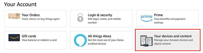 アレクサアプリにログインできない問題の解決法
