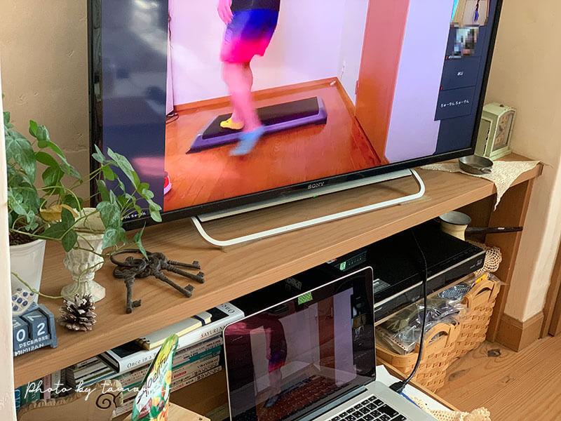 スマホやタブレット・PCをテレビで見る