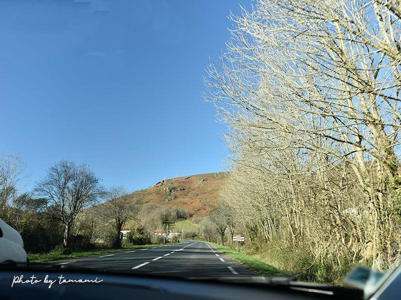 フランスバスク地方の美しい村アイノアへ