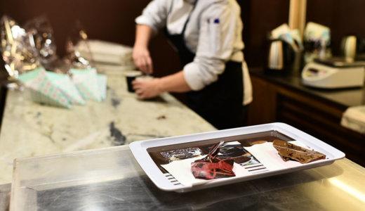 フランスのバスク地方バイヨンヌへ行ったらショコラトリー chocolaterie(チョコレート専門のお店)でショコラ・ショーを飲もう!
