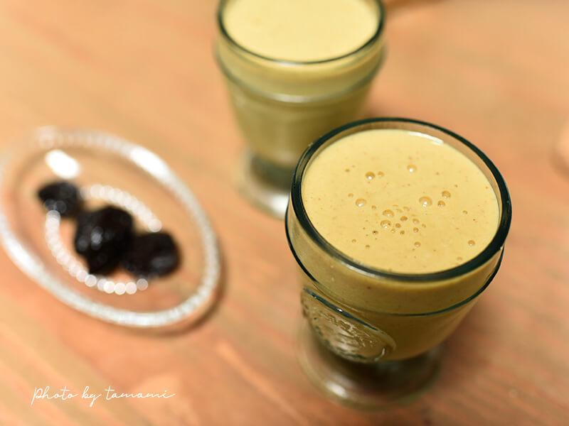 5分でできる美肌効果のあるスムージーレシピ