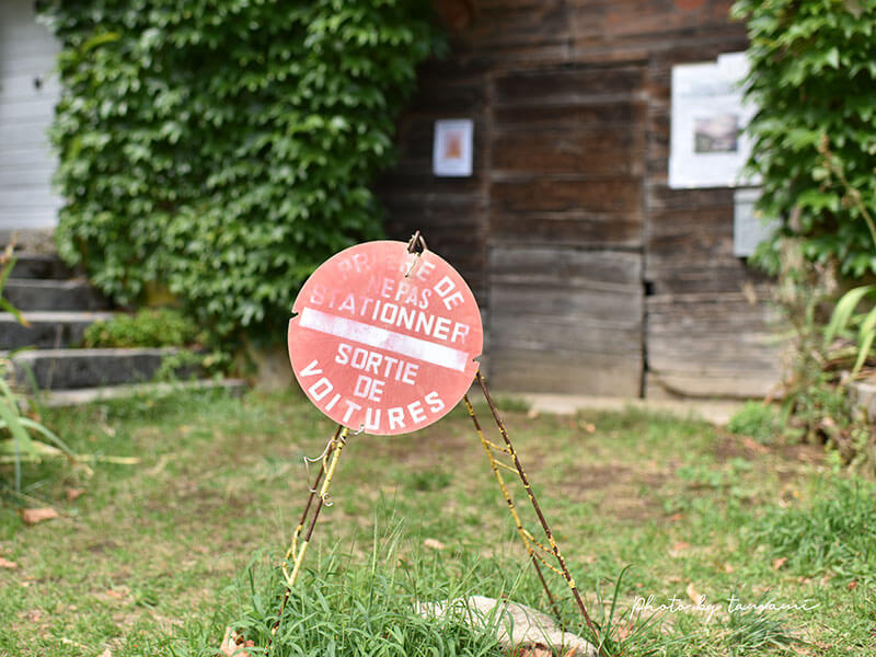 フランス、ブルゴーニュ=フランシュ=コンテ地方にある美しい村シャトー・シャロン