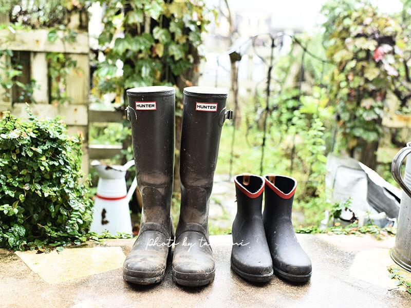 使いやすいオススメのガーデニングブーツ(長靴)