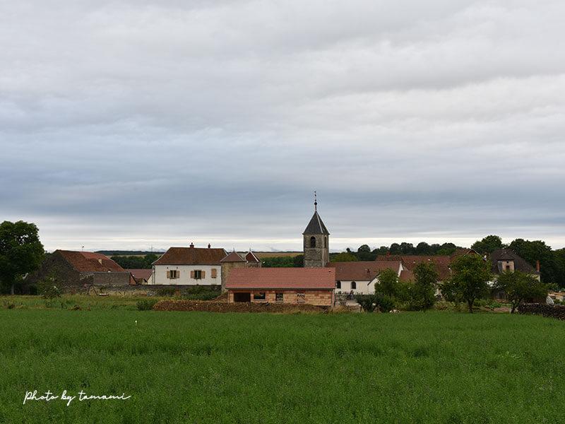 ブルゴーニュ地方でドライブするならオススメのシャンブルドット Les Egrignes