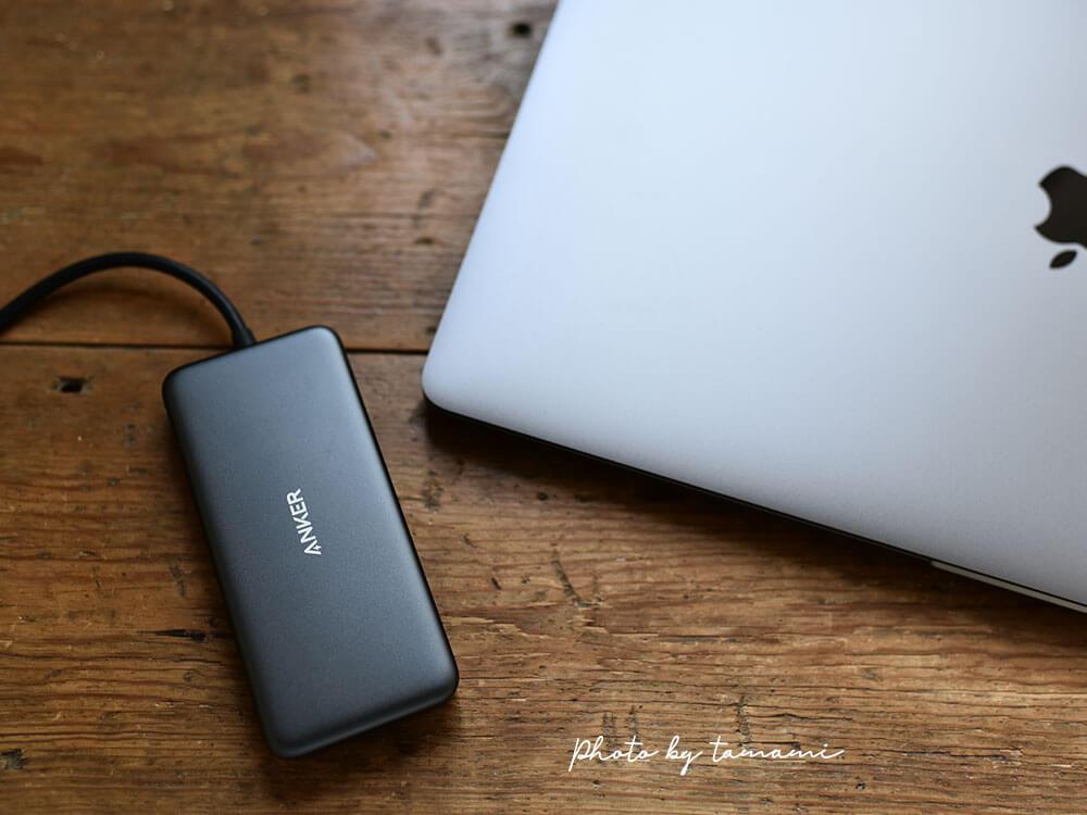 新型Macbook Pro用のおすすめUSB-C HUB(ハブ)
