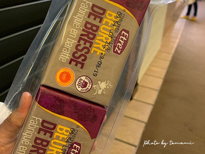 フランスのバターのおすすめ