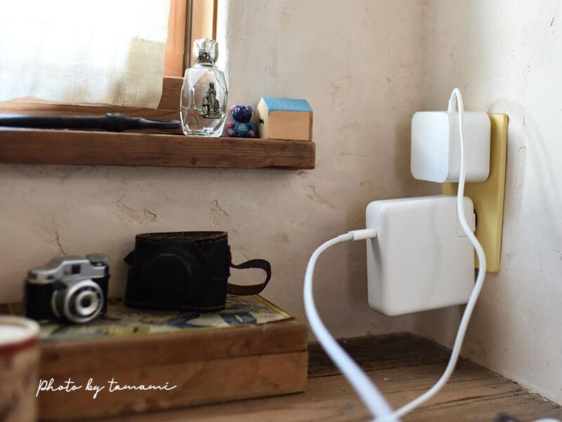 Macbook Proが充電されない時の対処法
