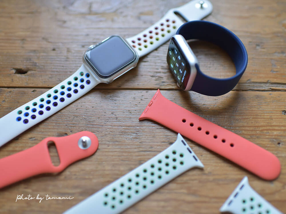 Apple Watchと一緒に買いたいもの