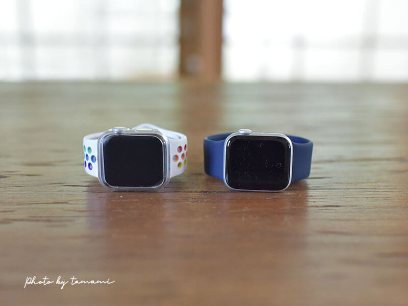 Apple Watch Series 6とSEの違い / 比較