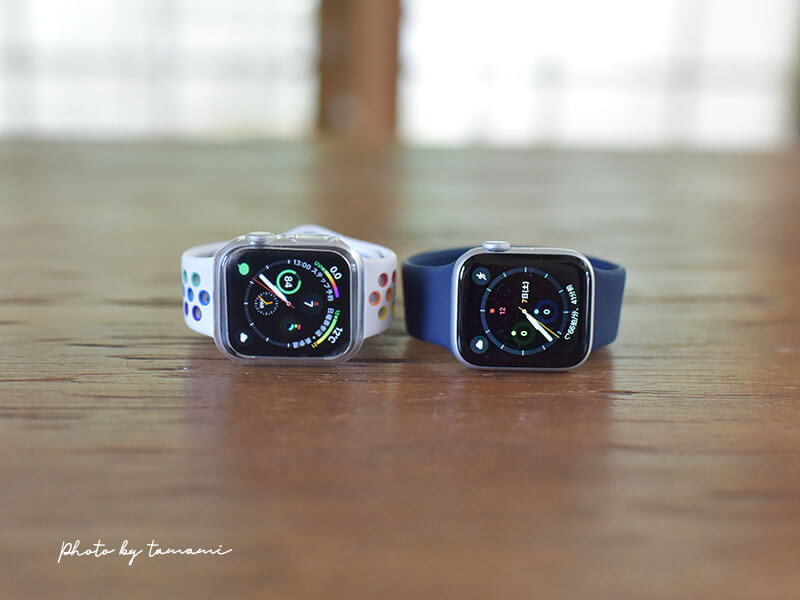 Apple Watch Series 6とSEの違い / 比較