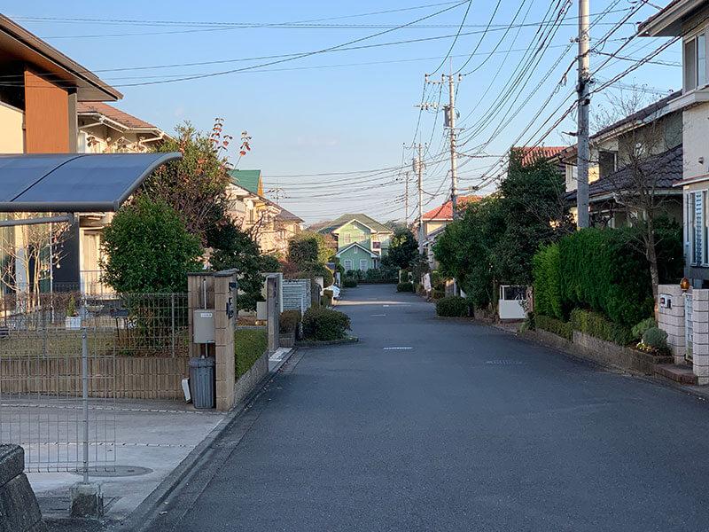 東京町田市緑山にある隠れ家フレンチレストラン松田家