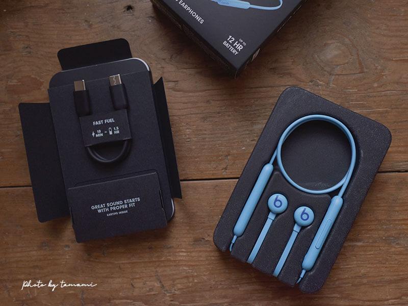 iPhoneやApple Watchと合わせて使うならおすすめのイヤホン Beats Flex