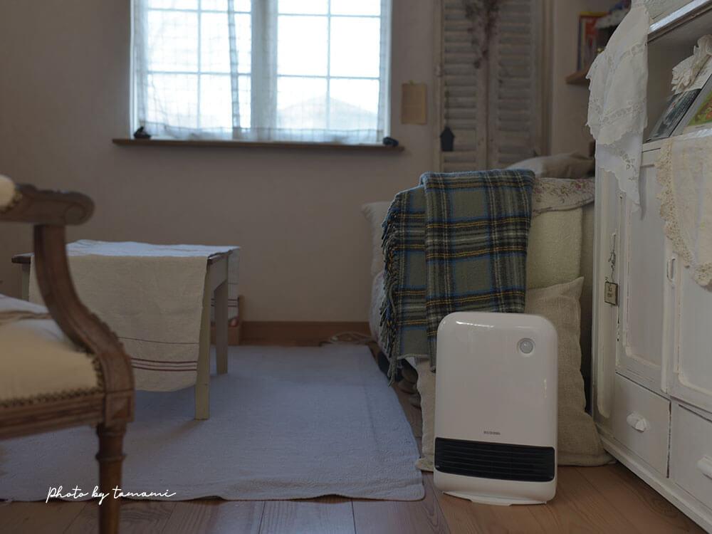 テレワークや在宅ワークにおすすめの節約重視の暖房器具3つ