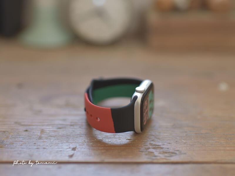 Apple watchのBlack Unityがカッコいいのでレビュー