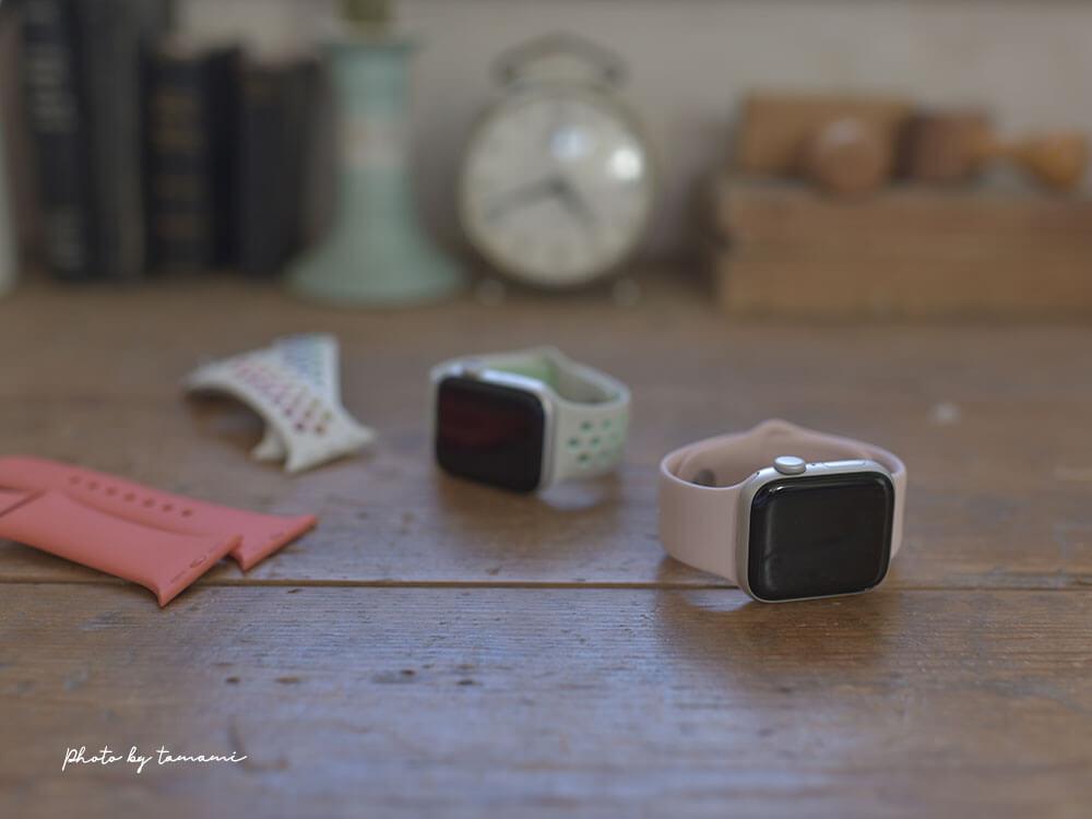 Apple Watchを健康管理とダイエットに