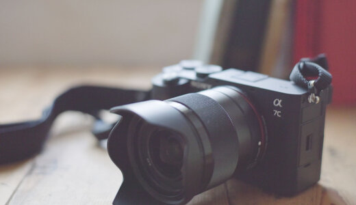 SONYのミラーレスカメラα7cでシネマティックな動画(YouTube用)を撮る設定のまとめ