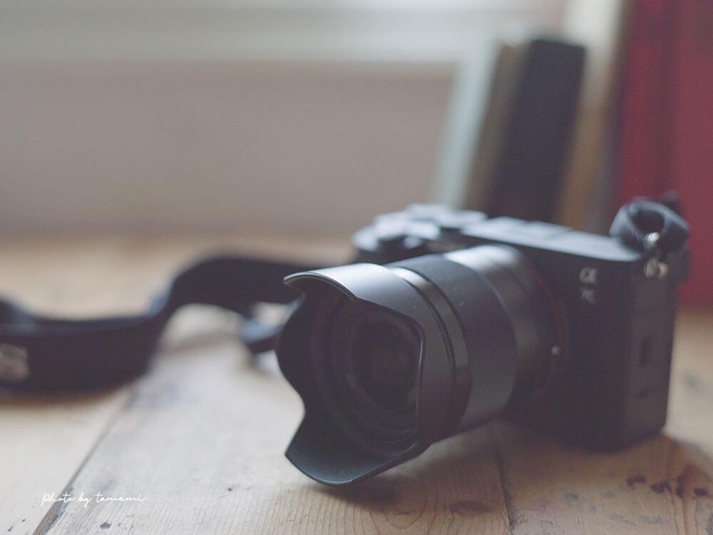 SONYのミラーレスカメラα7cでシネマティックな動画を撮る設定