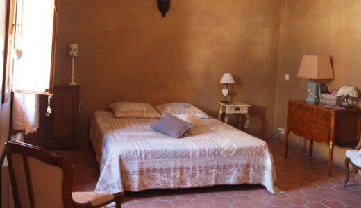 リル・シュル・ラ・ソルグで泊まった南仏プロヴァンスらしい素敵なシャンブルドット(Chambre d'Hotel)