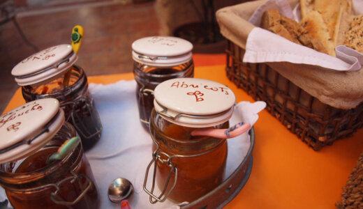 憧れの空間がここにある!リル・シュル・ラ・ソルグで泊まった南仏プロヴァンスらしい素敵なシャンブルドット(Chambre d'Hotel)の朝食