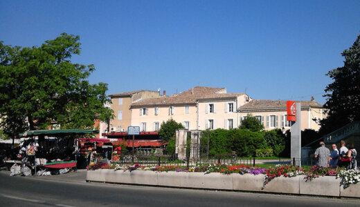 南仏プロヴァンスにあるアンティークの街、リル・シュル・ラ・ソルグ(L'Isle sur la Sorgue)への行き方