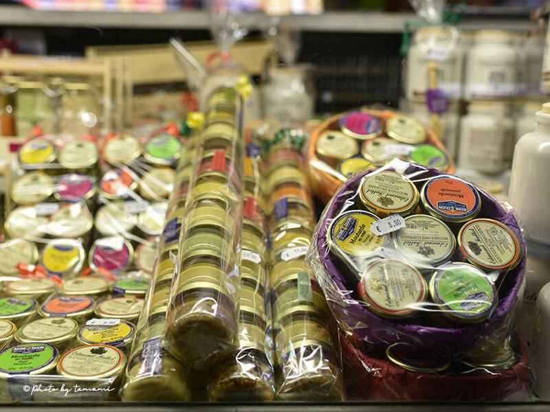 フランスでお土産を買うならマスタードがおすすめ!