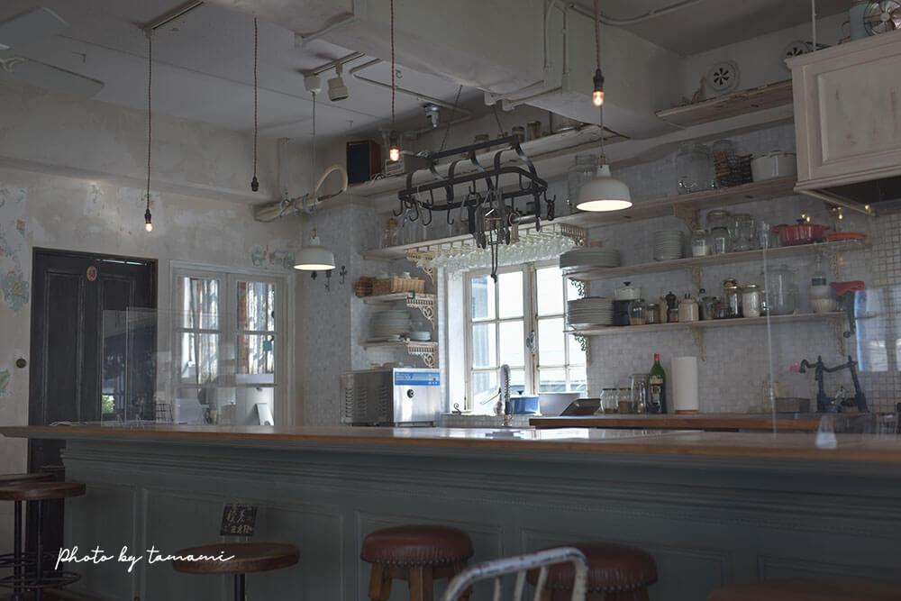 フレンチな雰囲気のビストロレストラン 田園ぽてと